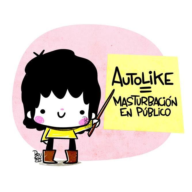 Auto Like, public masturbation -Brunancio