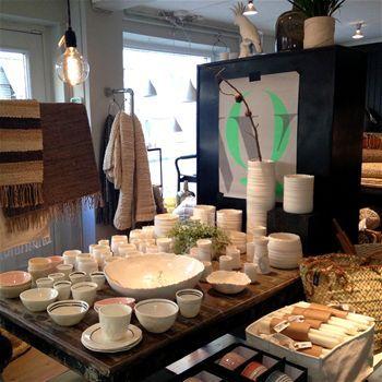 Market 29 │ Home decor and interior design shop at the cosy pedestrian street Haga Nygata.