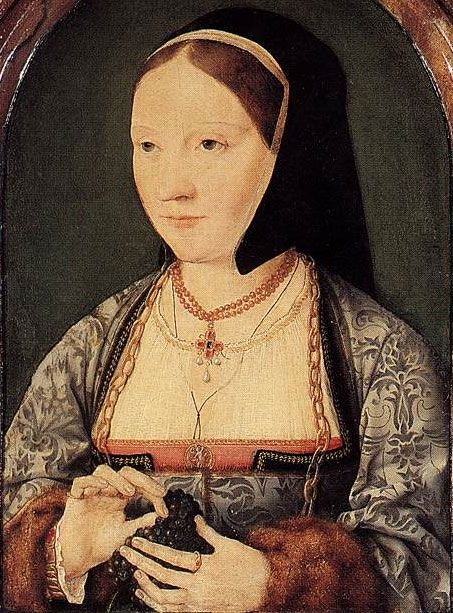 Image result for catherine of aragon and her sewing