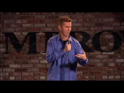 "Brian Regan:  Pop Tarts  ""If you need to zap-fry your Pop Tarts before you head out the door, you might want to loosen up your schedule!"""