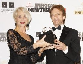 A-List Crowd Celebrates Jerry Bruckheimer's American Cinematheque Honor