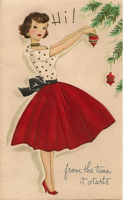 Fifties Merry Christmas | Merry Christmas | Flickr - Photo Sharing!
