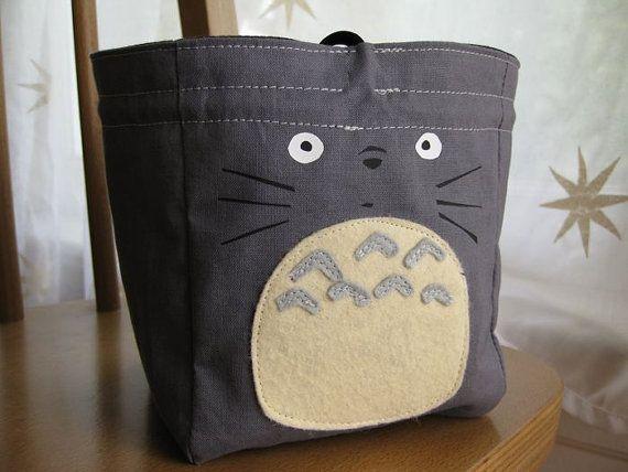 Totoro... so cute!