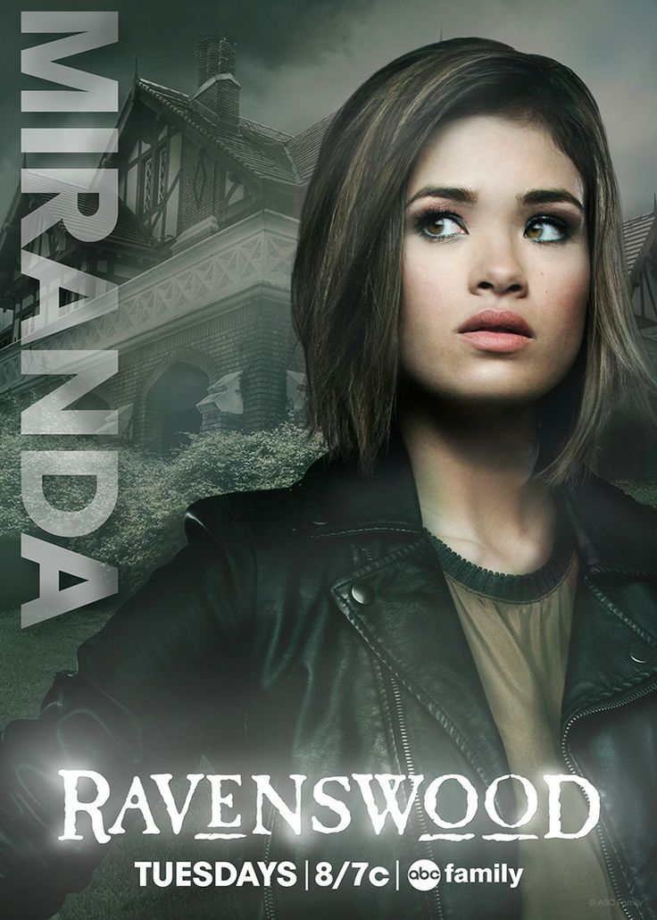 Miranda Collins. All new #Ravenswood on Tuesday, January 7 at 9pm/8c, only on ABC Family.