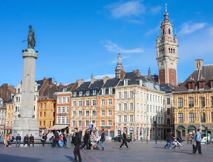 La Grand Place de Lille © jorisvo / Shutterstock.com