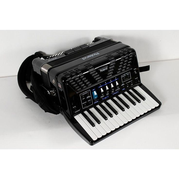 Roland FR-1x V-Accordion (Piano Style) Regular 888366034880
