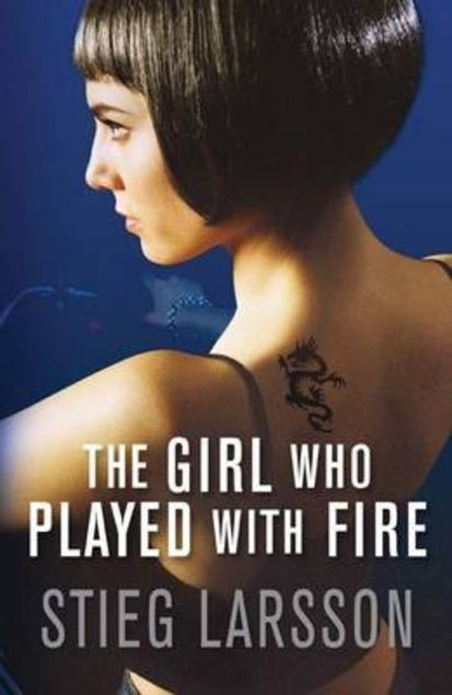 The girl who played with fire von Stieg Larsson | LibraryThing