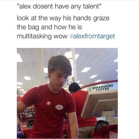 Alex From Target Funny