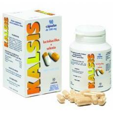 Nu lasa osteoporoza sa iti afecteze starea de bine!   Datorita asocierii de minerale si vitamina C, produsul Kalsis, participa la micsorarea, stoparea si compensarea pierderilor de masa osoasa caracteristice osteopeniei si osteoporozei.