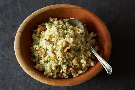 ... Couscous | Recipe | Cauliflower Couscous, Couscous and Cauliflowers