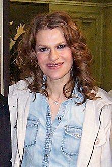 Sandra Bernhard.