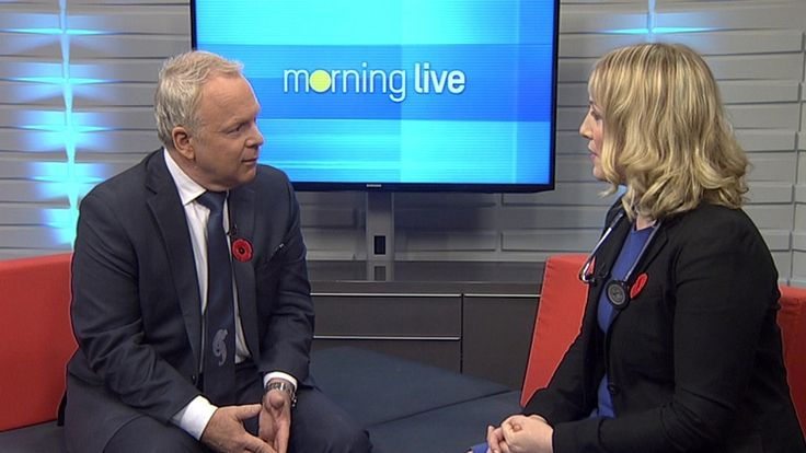 Juravinski Hospital and Hamilton Health Sciences have started a fundraising campaign to expand their stem cell transplant program. The drive is called Tomorrow Stems From You and Dr. Kylie Lepic, a hematologist with the hospital shared more on what this fundraiser is for with us this morning.