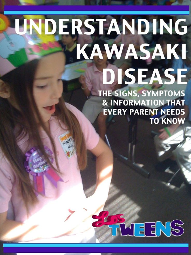 What Every Parent Needs to Know About Kawasaki Disease