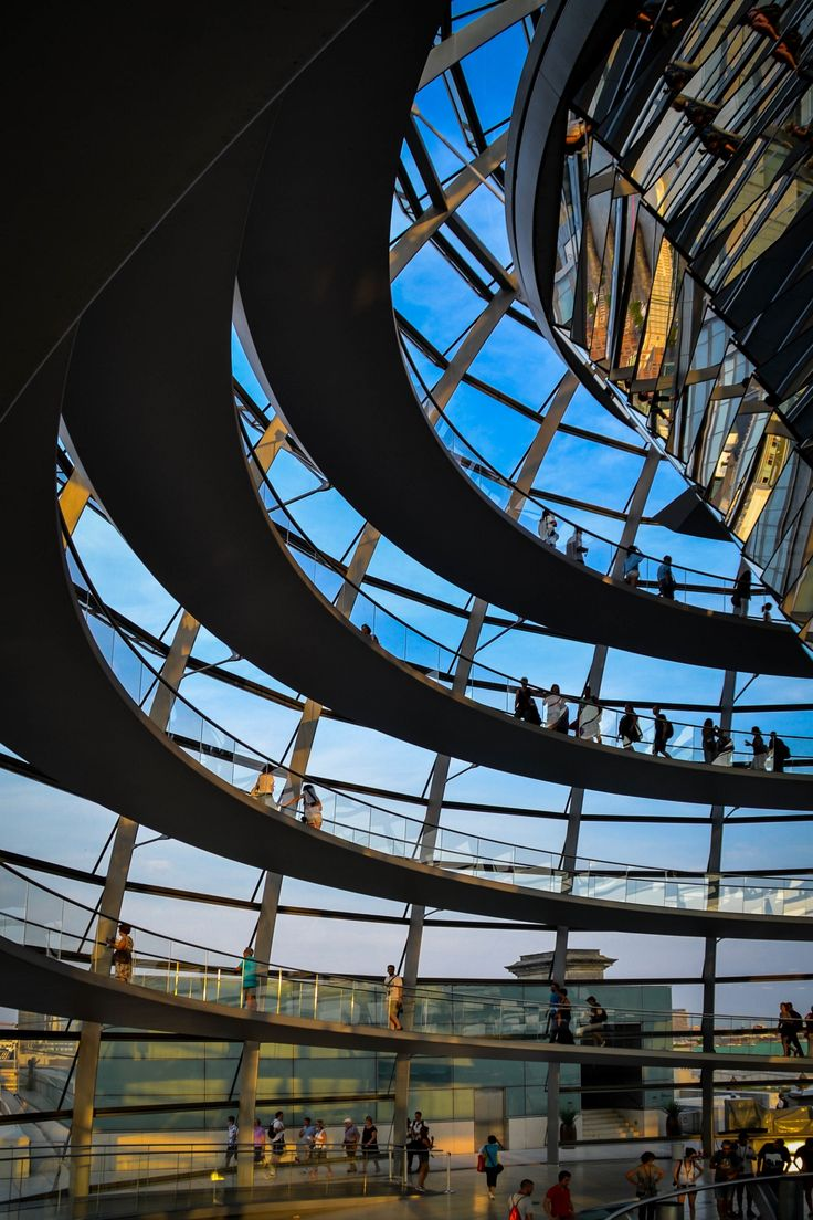 The Reichstag | Life: A Scot in Norway