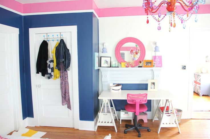 MY OLD COUNTRY HOUSE HAS ATTRACTED SOME ATTENTION RECENTLY..!!! PHOEBE'S NAVY AND PINK TEEN BEDROOM MAKEOVER IS ALWAYS A BIG FAVORITE… I have always said that the TRUE testament to a Fu…