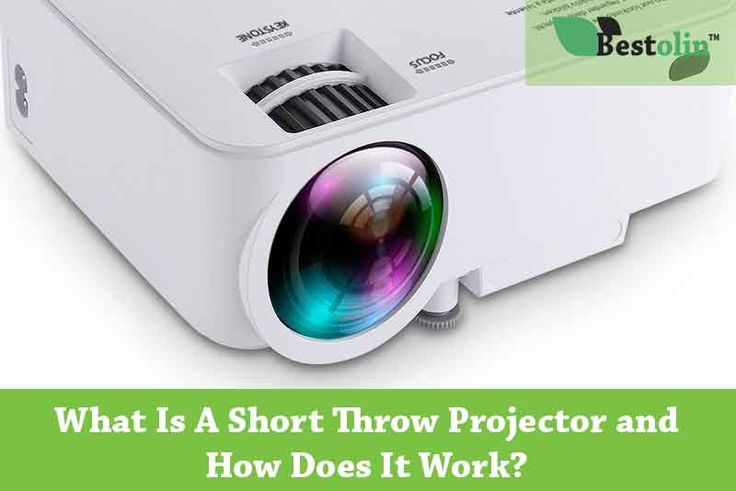 What Is A Short Throw Projector and How Does It Work?