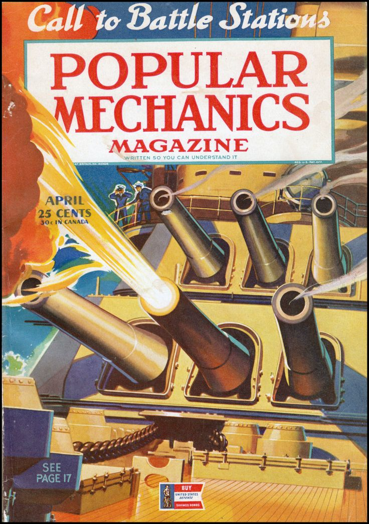 Greystoke Trading Company: Popular Mechanics, April 1942.
