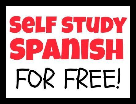 Learn spanish, Spanish and Language on Pinterest