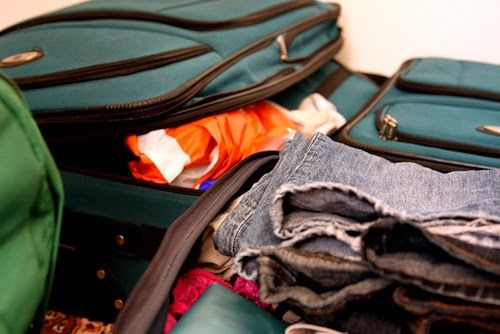 Packing for vacation, with all that extra baggage: thoughts about the extra stuff you bring for your child with special needs