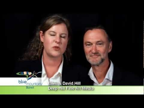 Members of Biznet Blue Mountains, Interviews with Elizabeth Walton