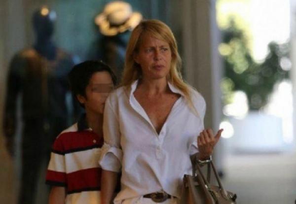 Bomba: el hijo de Cecilia Bolocco ¿no es de Carlos Menem? - Yahoo Celebridades