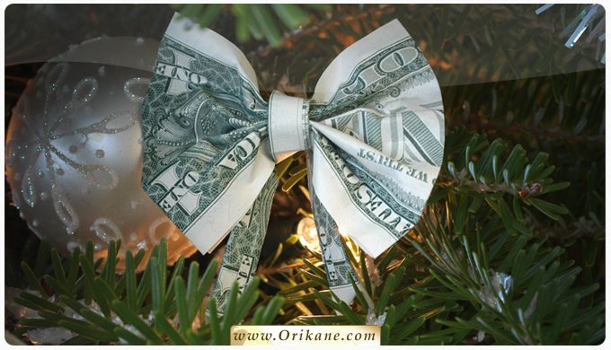 Money Bows And Gifts On Pinterest