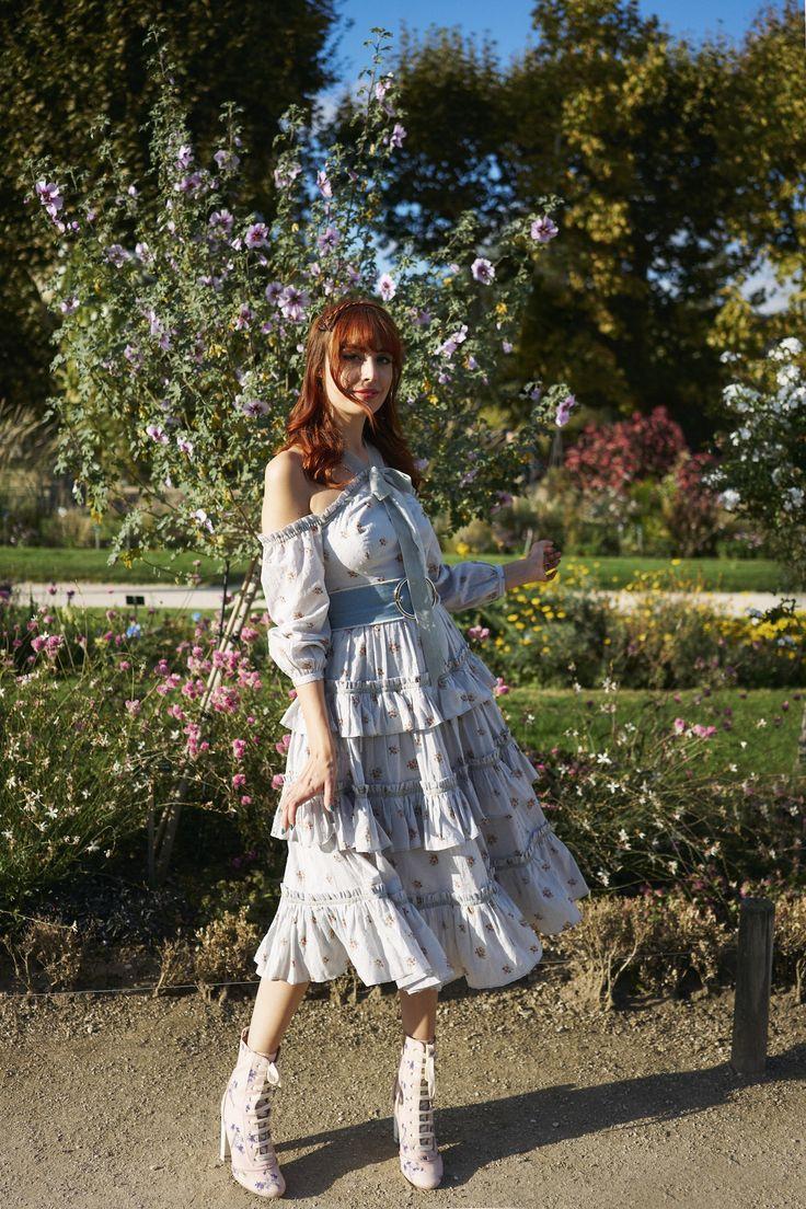La Parisienne   Miss Pandora - Louise Ebel