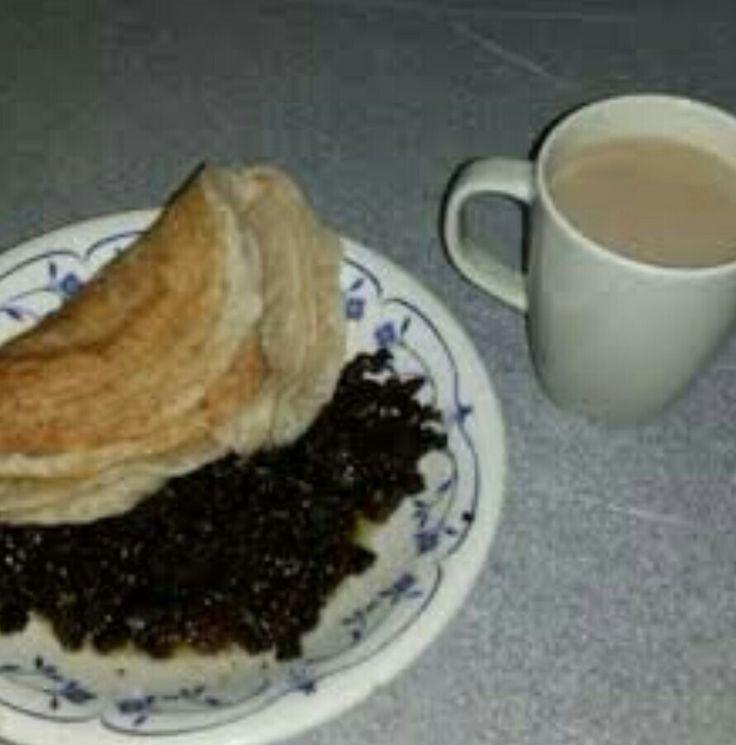 Muqmad Iyo Canjeero Iyo Shaah Somali Food Food Food