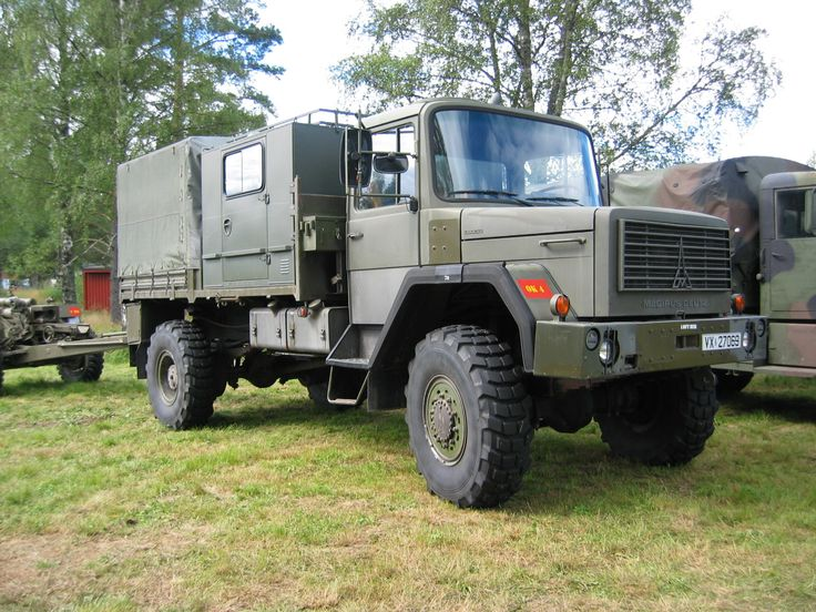 Magirus Deutz 200 D 16 Tough Ride Trucks Expedition