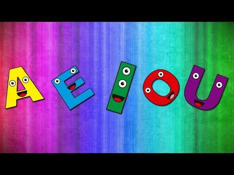 A E I O U - Crianças Inteligentes - YouTube