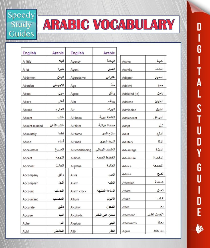arabic intermediate This course will enable students to achieve arabic proficiency in listening,  speaking, reading and writing at or above the intermediate-mid level as defined  by the.