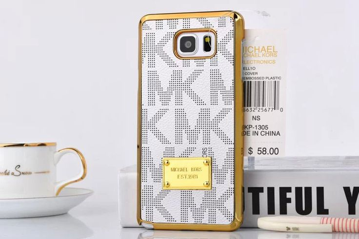 Hot Michael Kors Note 5 Case Cover Cover White