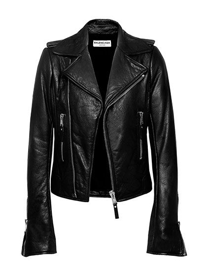 25 Fashion Pieces to Buy Before You Die: the biker jacket | allure.com