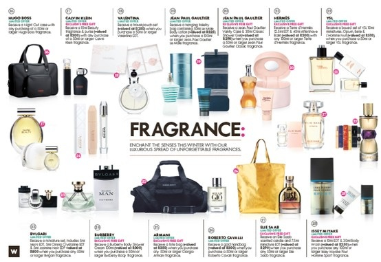 APRIL WOOLWORTHS BEAUTY FESTIVAL ~ sooo many awesome products on promotion
