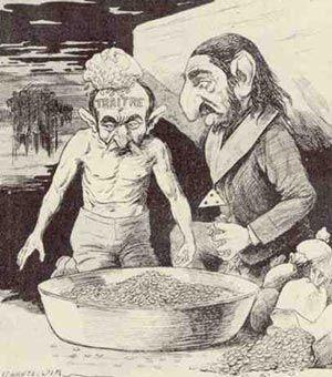 :: Le lion & le rat (Le Tref & l'Aucube) :: L'affaire Dreyfus - 1ère partie