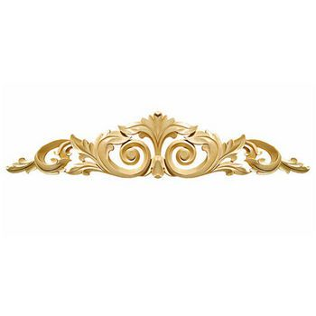 Decorative Hardware, Acanthus with Scrolls Carvings by White River | Cabinet Accessories Unlimited
