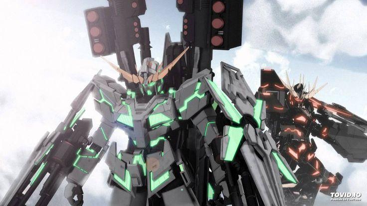 Gundam Unicorn OST 4 - 06. 6thMob. UNICORN GUNDAM