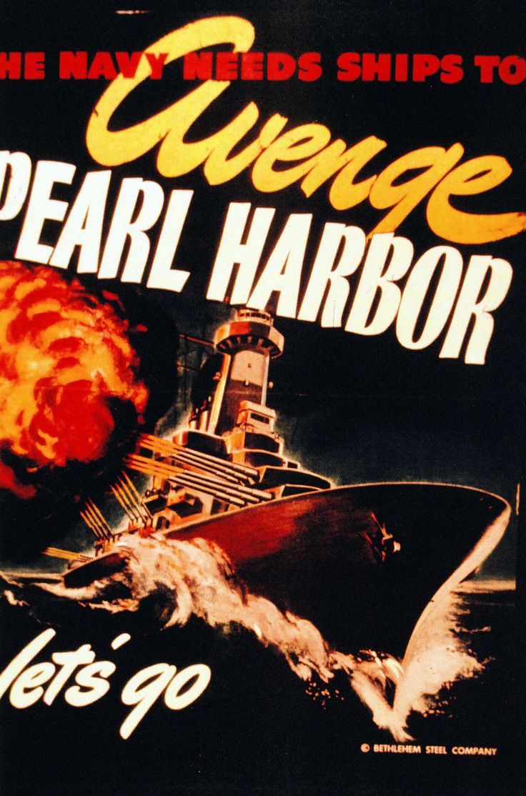 Need Conflict for research story on Pearl Harbor?