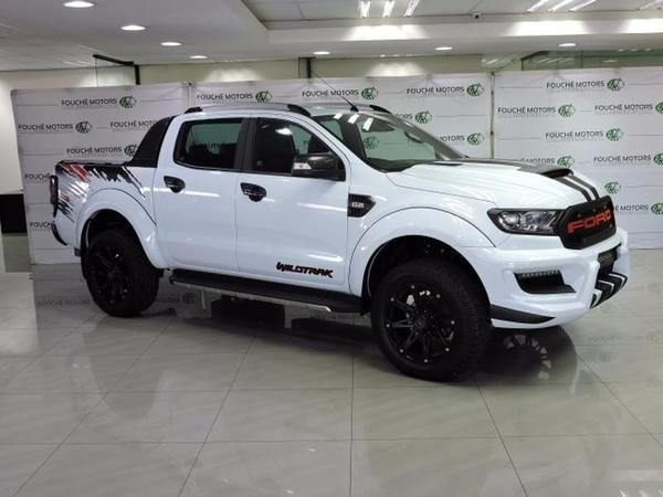 Ford Ranger 3 2 Double Cab 4x4 Wildtrak Auto For Sale Id 803121