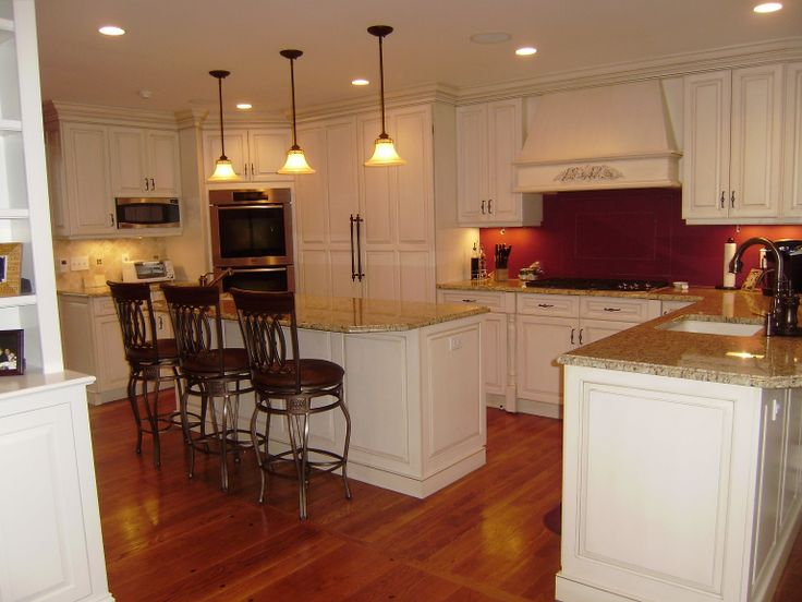 Majestic Kitchens And Bath Designer Mark Luceno Plain Fancy Cabinetry Vintage Door Style