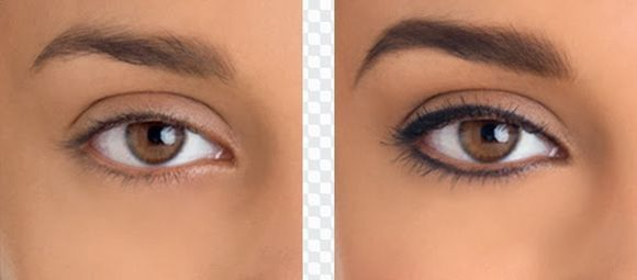 Long lasting strong waterproof semi-permanent eyeliner colour that is so very easy to apply.