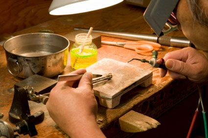 Basic Metalsmithing Concepts for Jewelers: Work Hardening and Annealing | Halstead Jewelry Blog