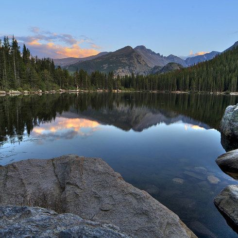Bear Lake Loop | 17 Colorado Trails That Should Be On Every Hiker's Bucket List