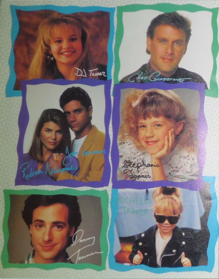 29 best full house images on Pinterest Full house cast Fuller