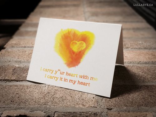 Bereaved Mother's day/Mother's Day sympathy card.
