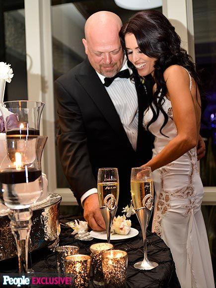 wedding photos pawn stars s rick harrison mariage