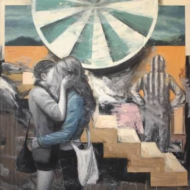 "Saatchi Art Artist Kjetil Jul; New Media, ""Saying Goodnight - Limited Edition 4 of 30"" #art"