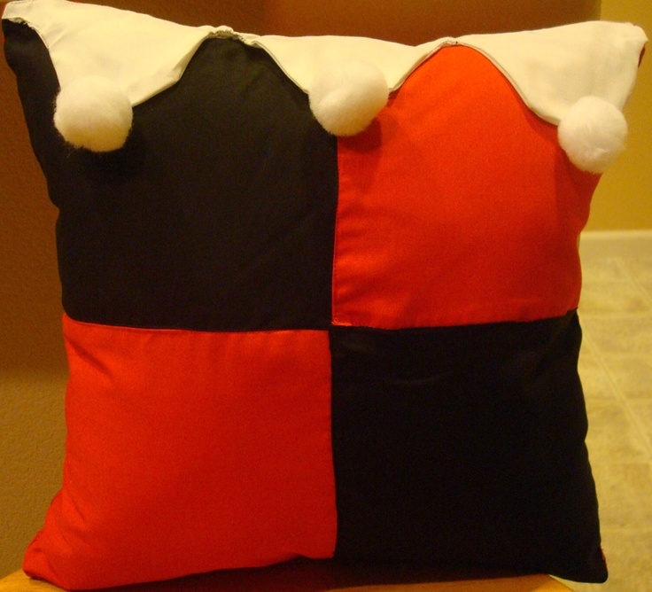 New and Improved Harley Pillow by ~flymetocallisto on deviantART