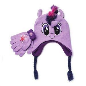 My Little Pony Heidi Hat/Glove Set - Purple
