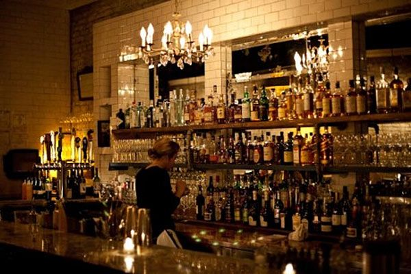 Maude's Liquor Bar. Chicago, IL. Haven't been here yet - it looks awesome!